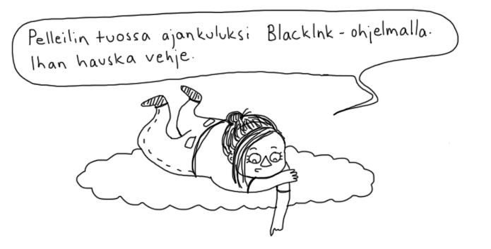 blakinkki